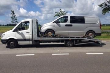 Gratis auto ambulance ophaaldienst