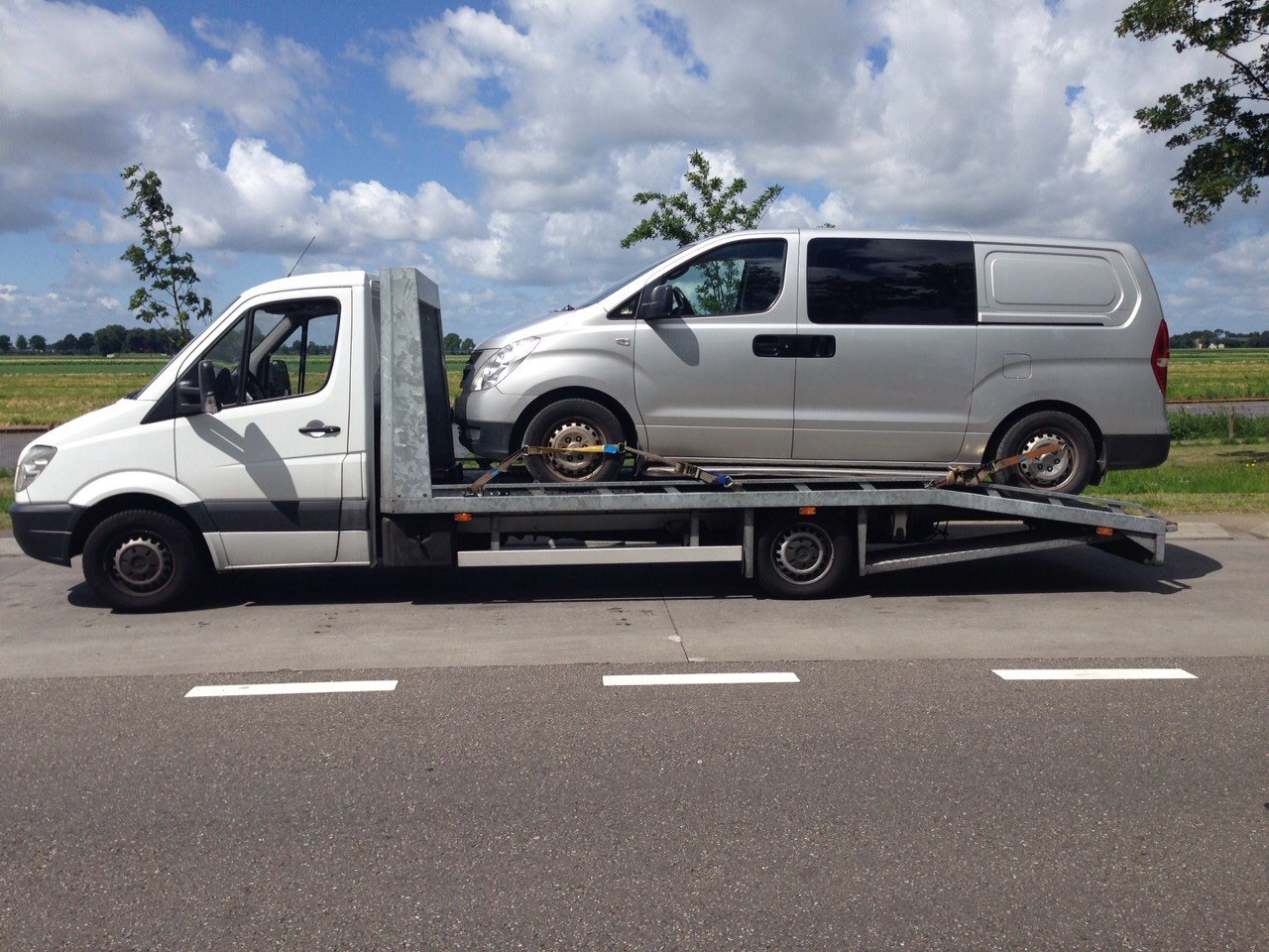 Autoambulance Gratis bij Auto inkoop Utrecht